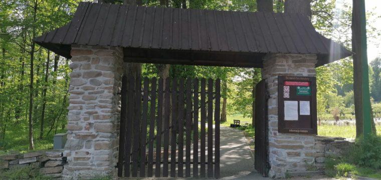 Wycieczka do Parku Dworskiego hr Wodzickich