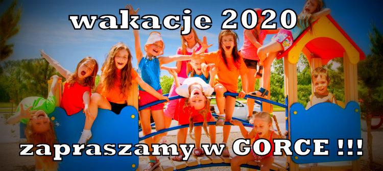 WAKACJE 2020